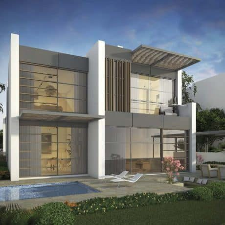 Casablanca Villas в Akoya by Damac от Damac Properties. Продажа недвижимости премиум-класса в Дубае 1