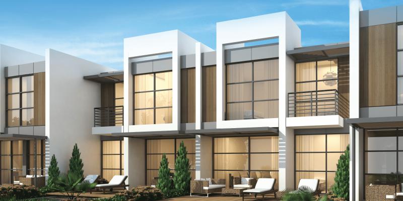 Casablanca Villas by Damac at Akoya. Luxury apartments for Sale in Dubai 2