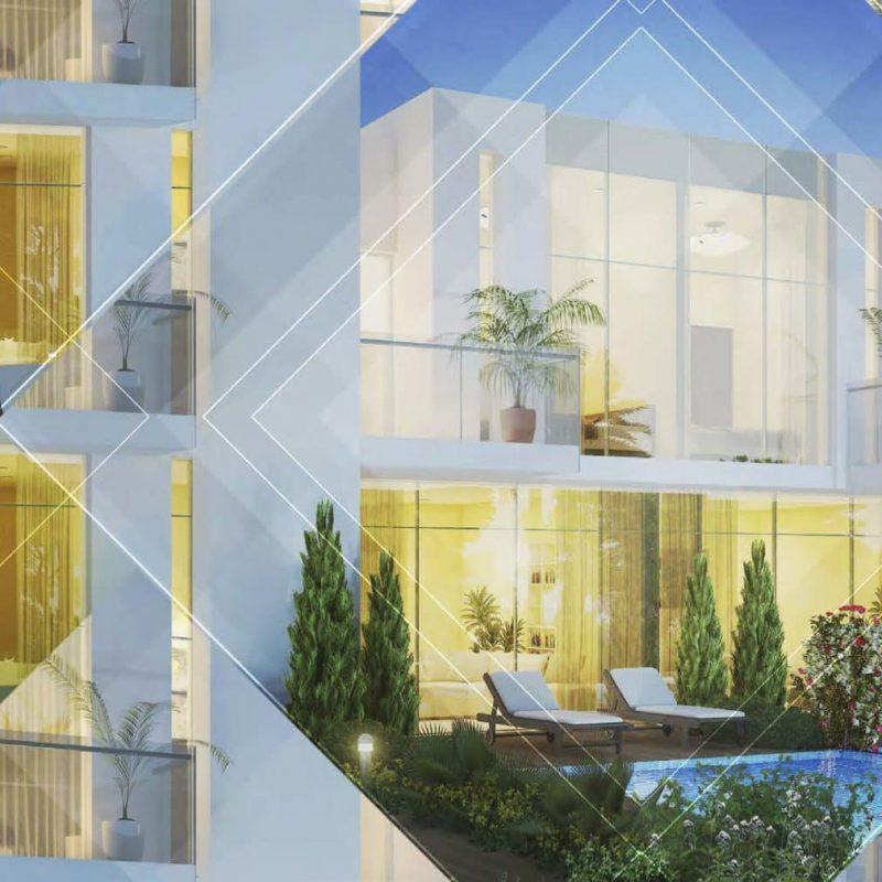 Casablanca Villas by Damac at Akoya. Luxury apartments for Sale in Dubai_3