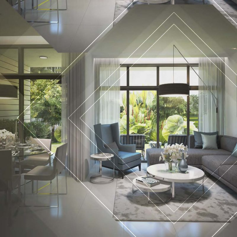Casablanca Villas by Damac at Akoya. Luxury apartments for Sale in Dubai_4
