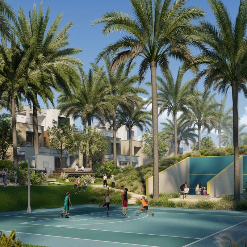 Caya at Arabian Ranches III by Emaar. Premium villas for sale in Dubai