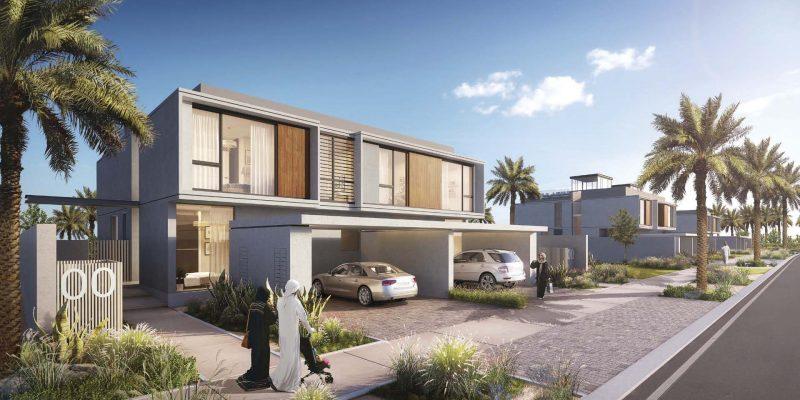 Exterior Club Villas by Emaar at Dubai Hills Estate