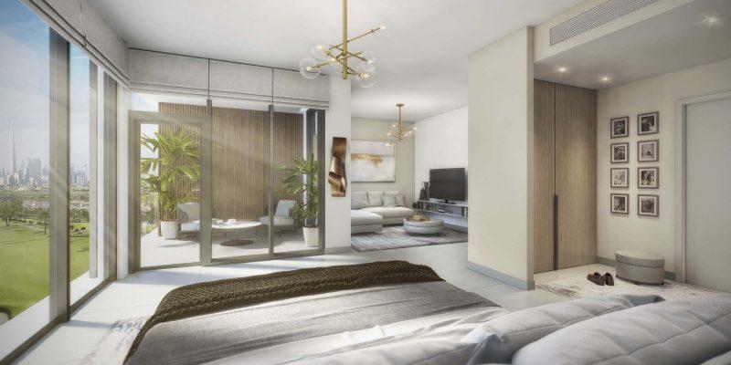 Interior Club Villas by Emaar at Dubai Hills Estate