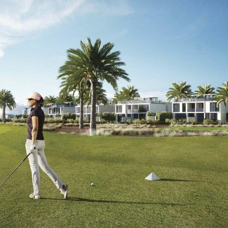 Amenities Club Villas by Emaar at Dubai Hills Estate