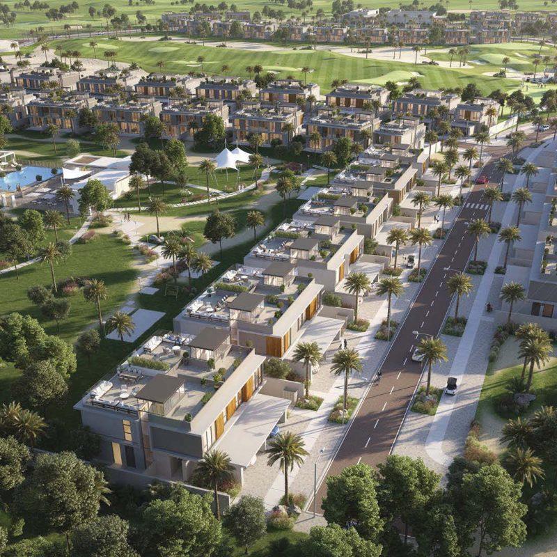 View Club Villas by Emaar at Dubai Hills Estate