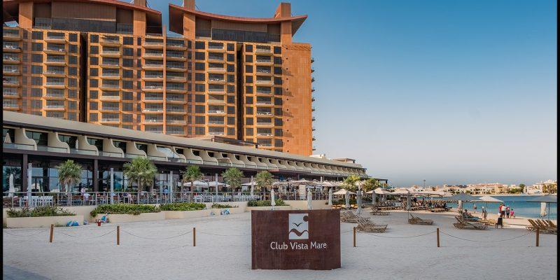 Club Vista Mare by Nakheel in Palm Jumeirah. Premium apartments for Sale in Dubai