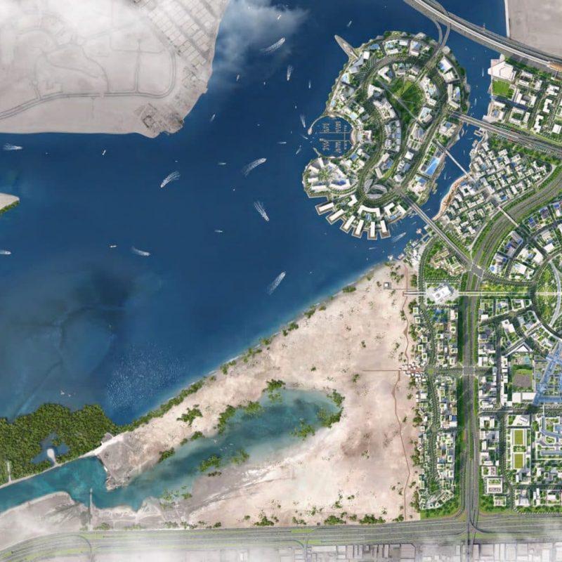 Creek Edge Dubai Creek Harbour by Emaar