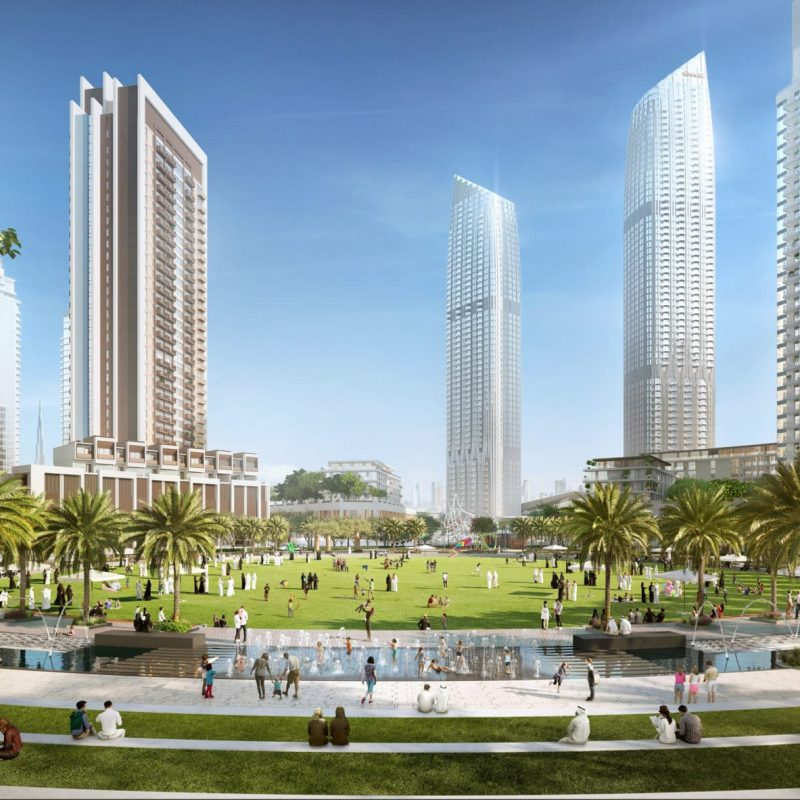 Creek Palace by EMAAR at Dubai Creek Harbour, Dubai.