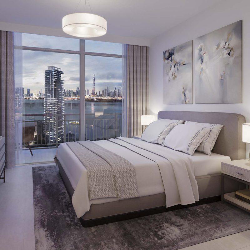 Creek Rise by EMAAR — 1 - 3 bedroom apartments for Sale in ...