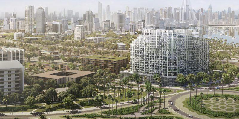 Creek Views by Azizi in Dubai Healthcare City. Premium apartments for Sale in Dubai 2 1