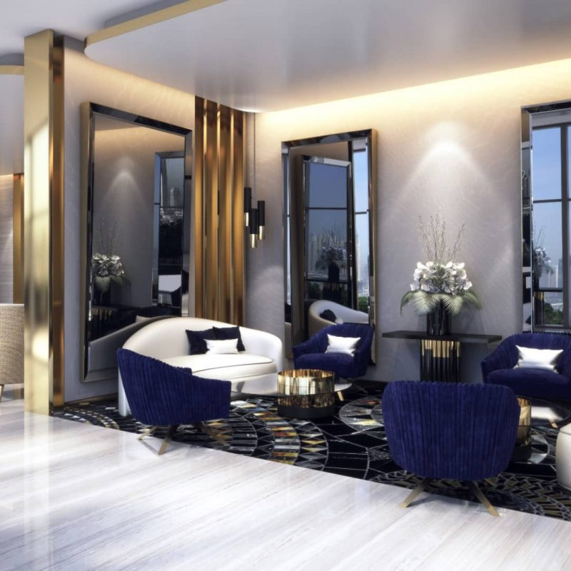 DAMAC Majestine by Damac at Business Bay. Luxury apartments for Sale in Dubai 2