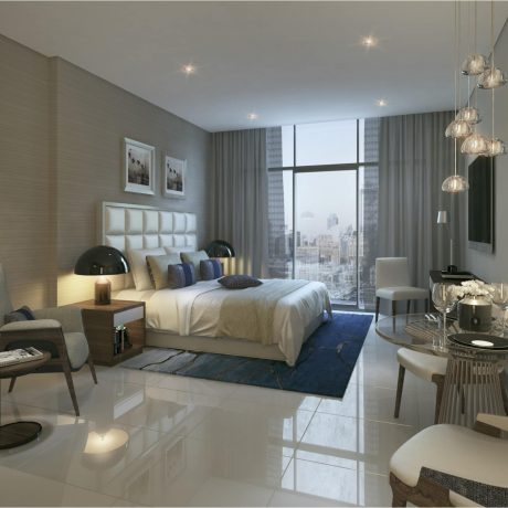 DAMAC Majestine by Damac at Business Bay. Luxury apartments for Sale in Dubai 3