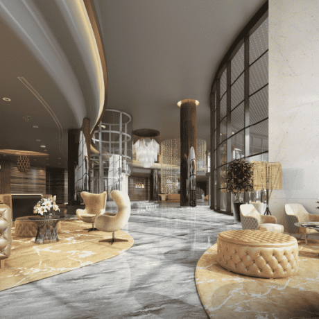 DAMAC Towers Paramount at Business Bay. Luxury apartments for Sale in Dubai