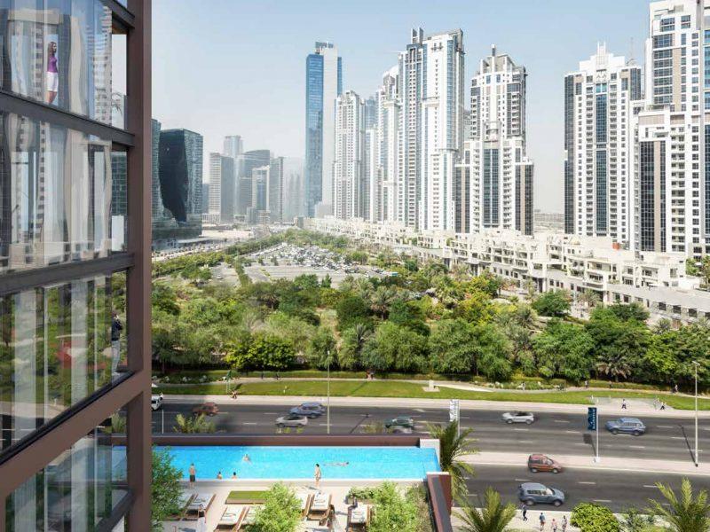 DT1 by Ellington in Downtown Dubai
