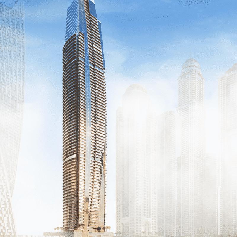 Damac Heights в Dubai Marina от Damac Properties. Продажа недвижимости премиум-класса в Дубае 5 1