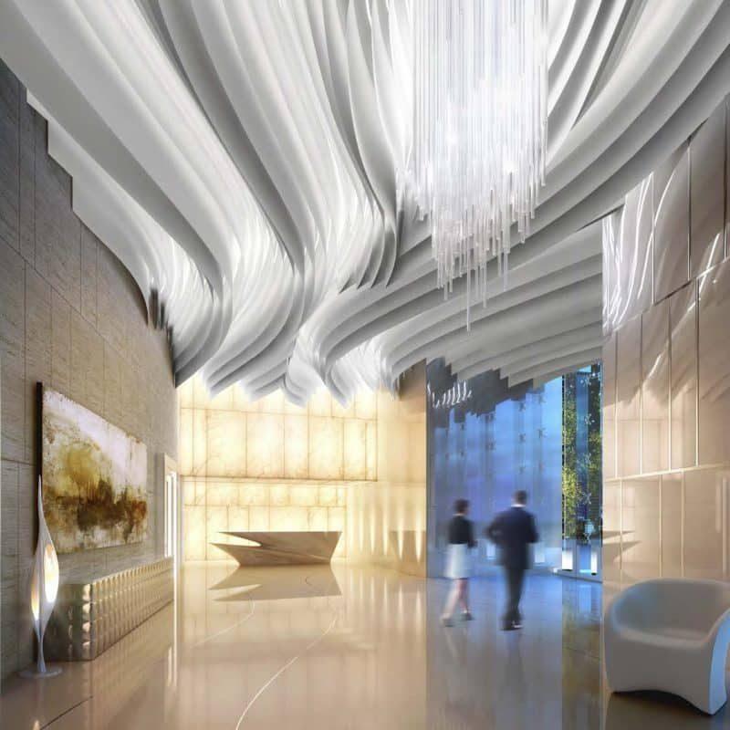 Damac Heights в Dubai Marina от Damac Properties. Продажа недвижимости премиум-класса в Дубае