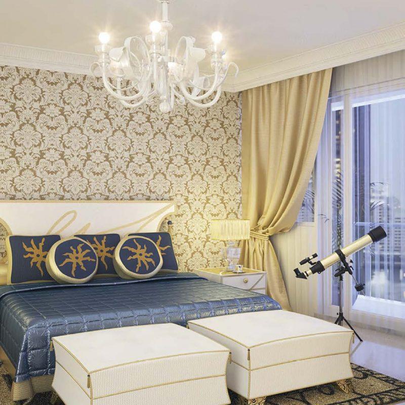 Damac Residence by Damac at Dubai Marina. Luxury apartments for sale in Dubai