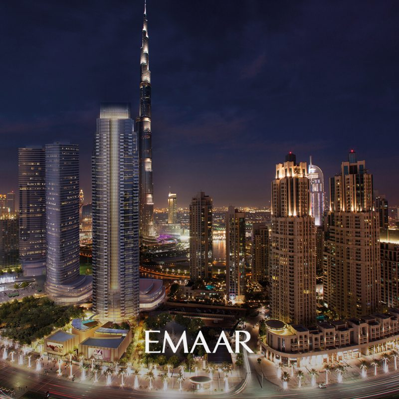 Downtown Collection by Emaar. Premium apartments for sale in Dubai