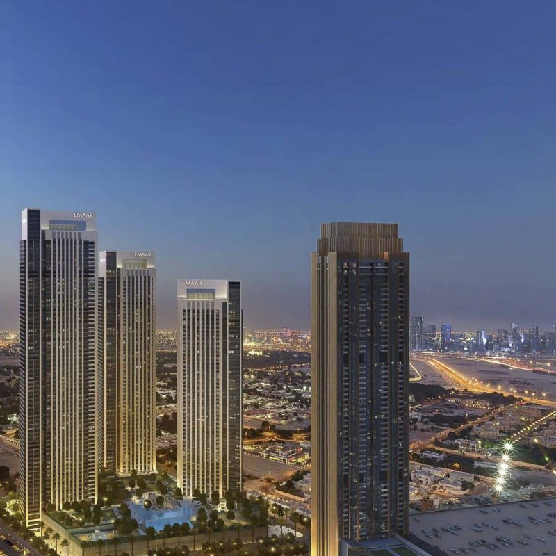 Downtown Views II by Emaar in Downtown Dubai. Luxury apartments for sale in Dubai