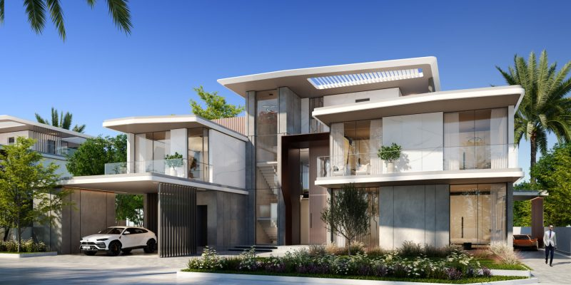 Dubai Hills Vista Inspired by Automobili Lamborghini in Dubai Hills Estate by Emaar. Wide selection of 6 bedroom villas for sale in Dubai 3 3
