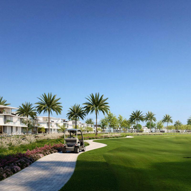 Dubai Hills Vista Inspired by Automobili Lamborghini in Dubai Hills Estate by Emaar. Wide selection of 6 bedroom villas for sale in Dubai 5 2
