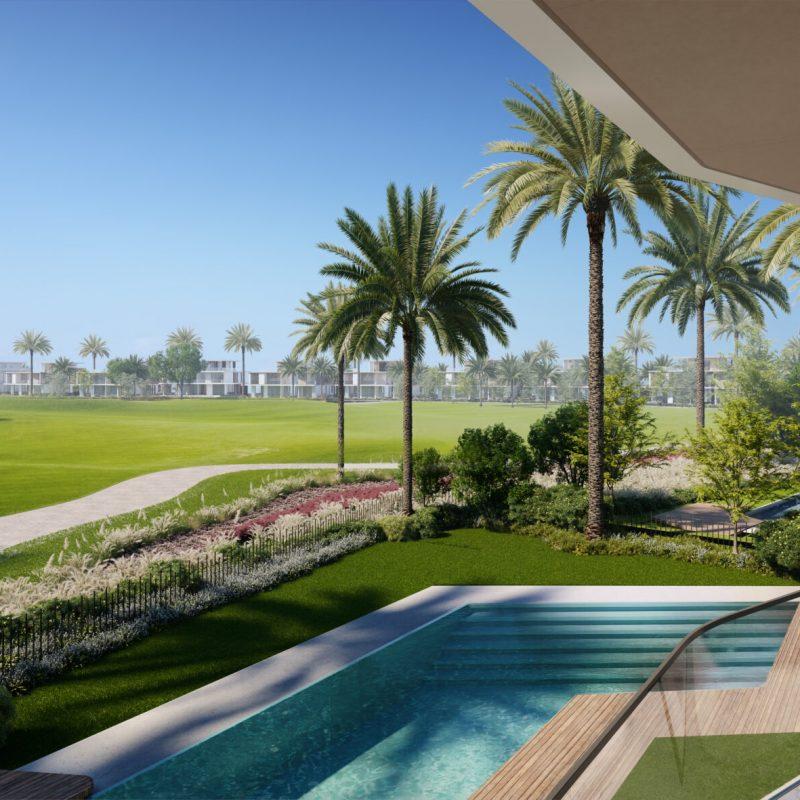Dubai Hills Vista Inspired by Automobili Lamborghini in Dubai Hills Estate by Emaar. Wide selection of 6 bedroom villas for sale in Dubai 5 3