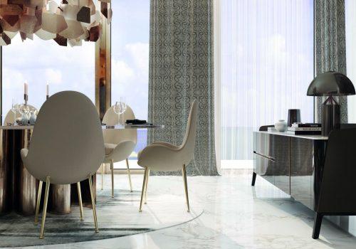 ELIE SAAB X EMAAR квартиры в Emaar Beachfront. Продажа премиум квартир в Дубае