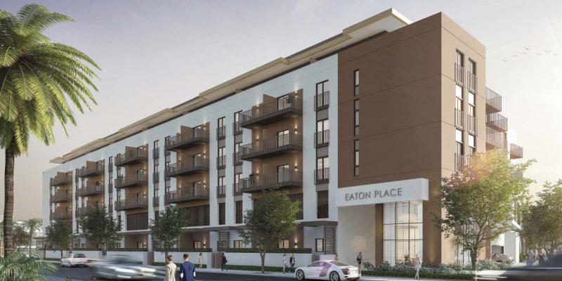 Eaton Place by Ellington