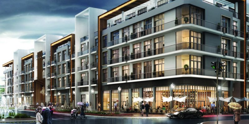 Elysee by Pantheon at Jumeirah Village Circle. Luxury apartments for Sale in Dubai_21