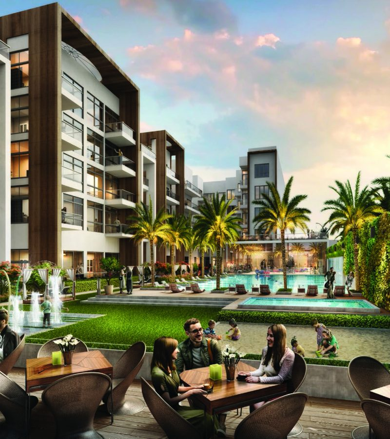 Elysee by Pantheon at Jumeirah Village Circle. Luxury apartments for Sale in Dubai_57