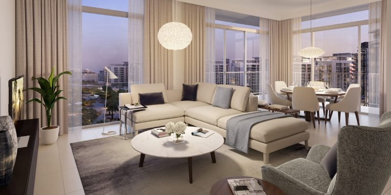 Executive Residences by Emaar in Dubai Hills13