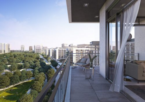 Executive Residences by Emaar in Dubai Hills14