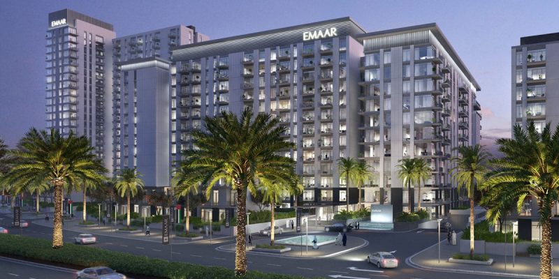 Executive Residences by Emaar in Dubai Hills2