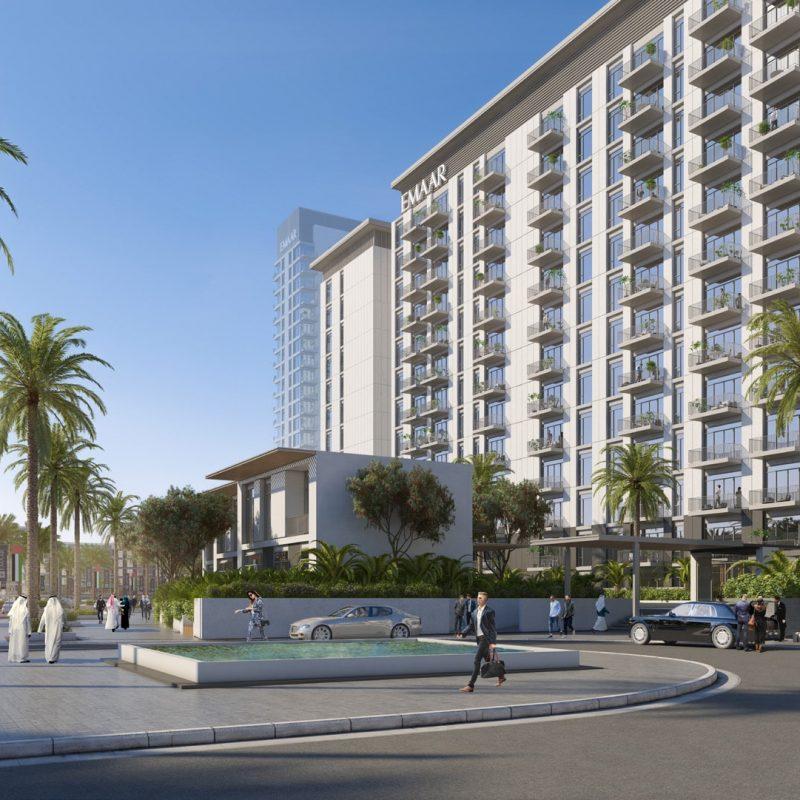 Executive Residences by Emaar in Dubai Hills6