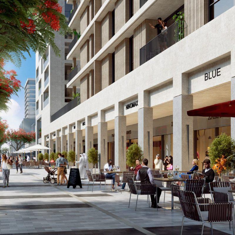 Executive Residences by Emaar in Dubai Hills8