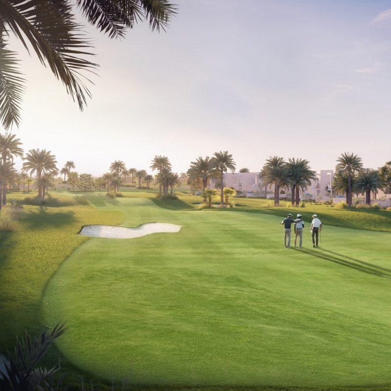 Expo Golf Villas By Emaar