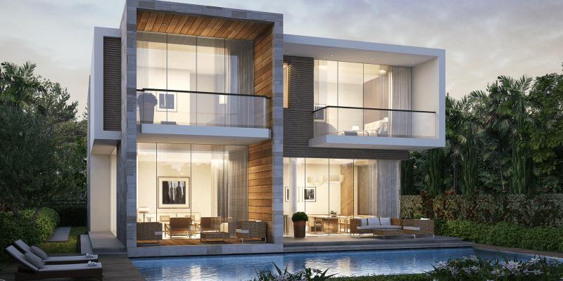 FENDI STYLED VILLAS в Damac Hills от Damac Properties. Продажа недвижимости премиум-класса в Дубае 2 1