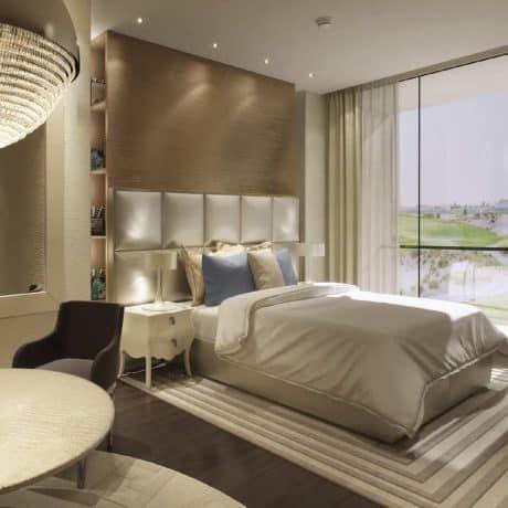 FENDI STYLED VILLAS в Damac Hills от Damac Properties. Продажа недвижимости премиум-класса в Дубае 3 1