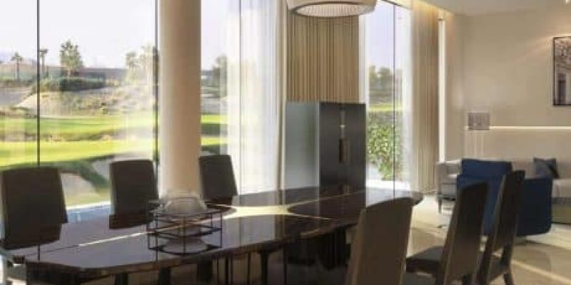 FENDI STYLED VILLAS в Damac Hills от Damac Properties. Продажа недвижимости премиум-класса в Дубае 3 2