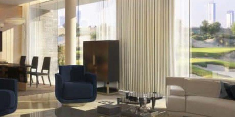 FENDI STYLED VILLAS в Damac Hills от Damac Properties. Продажа недвижимости премиум-класса в Дубае 3 3