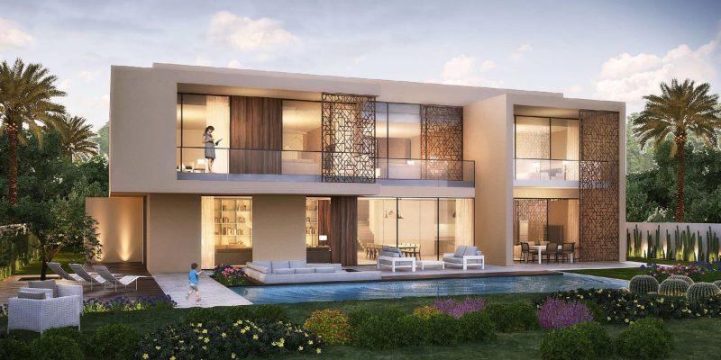 Exterior Fairway Vistas by Emaar at Dubai Hills Estate. Luxury apartments for sale in Dubai