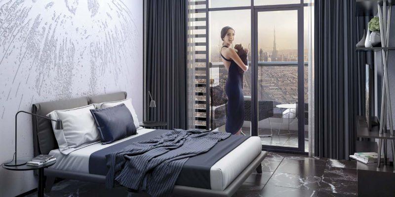 Farhad by Azizi in Dubai Healthcare City. Luxury apartments for sale in Dubai_2