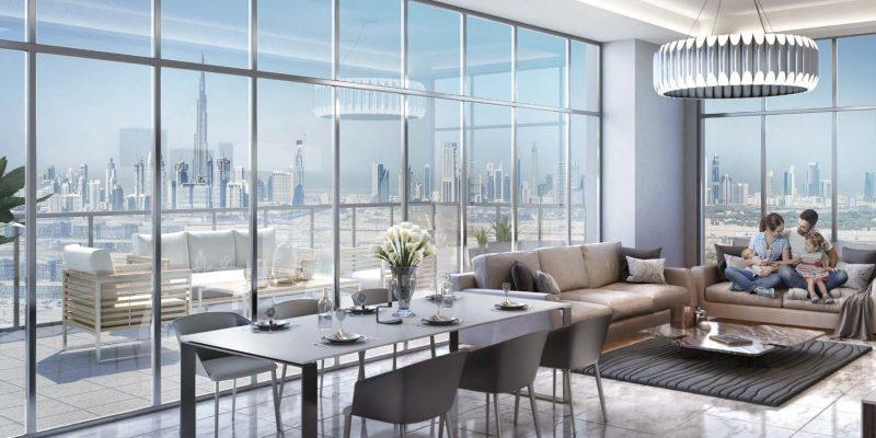 Farhad by Azizi in Dubai Healthcare City. Luxury apartments for sale in Dubai_3