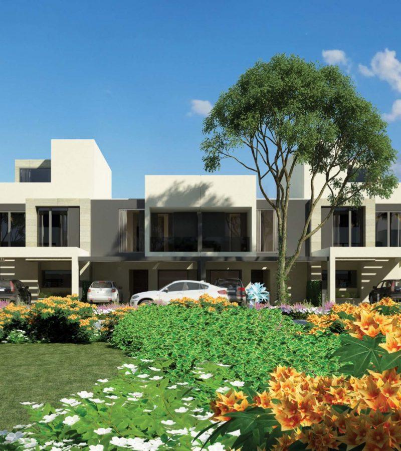 Faya by Bloom in Eastern Mangrove Corniche. Premium townhouses for sale in Abu Dhabi 21
