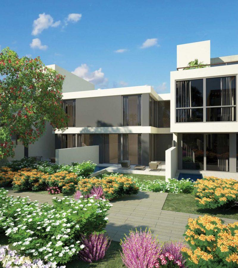 Faya by Bloom in Eastern Mangrove Corniche. Premium townhouses for sale in Abu Dhabi