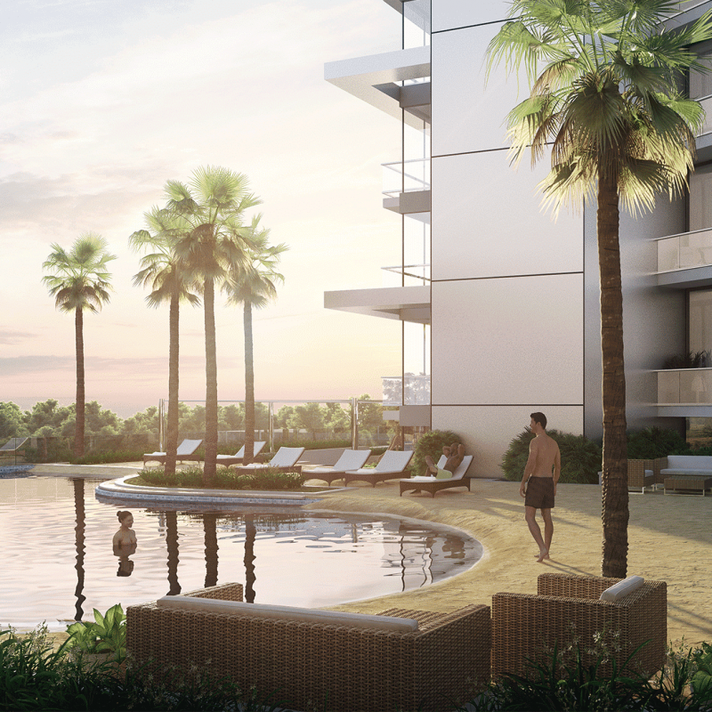Fiora by Damac at Akoya. Luxury apartments for Sale in Dubai