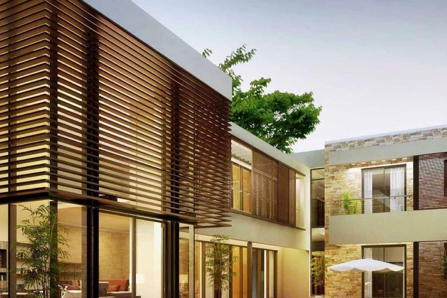 Forest Villas by Sobha in MBR City Sobha Hartland. Luxury apartments for sale in Dubai