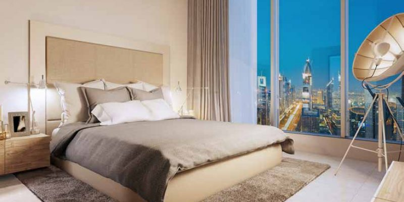 Forte by Emaar in The Opera District at Downtown Dubai. Luxury apartments for sale in Dubai.
