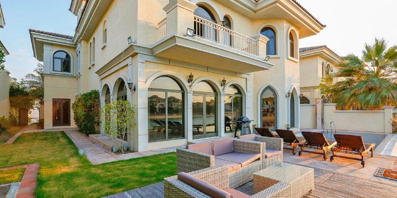 Garden Homes by Nakheel in Palm Jumeirah. Premium villas for Sale in Dubai