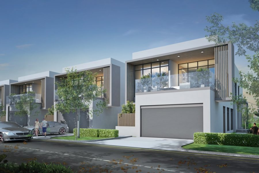 Gardenia Villas by Sobha in MBR City Sobha Hartland. Luxury apartments for sale in Dubai